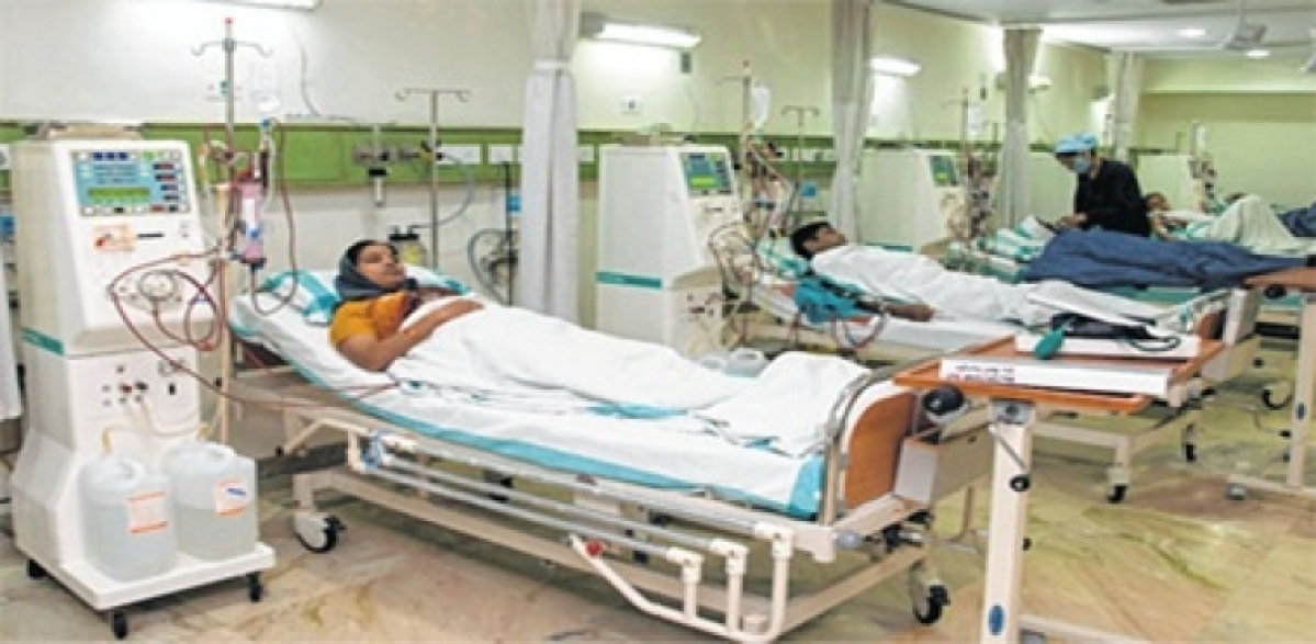 Indore: Diwali gift for patients; MYH