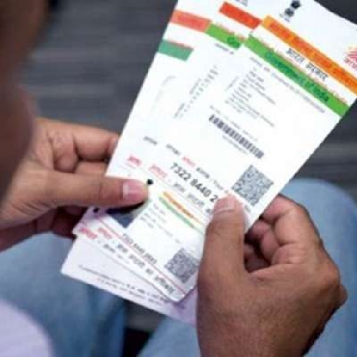 How to apply for Aadhaar card without ID, address proof