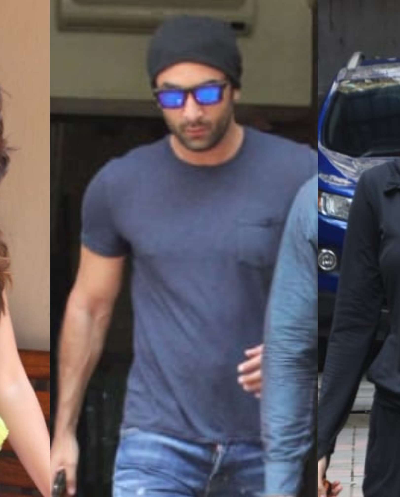 Disha Patani, Ranbir Kapoor, Pooja Hegde, and other celebs clicked across Mumbai