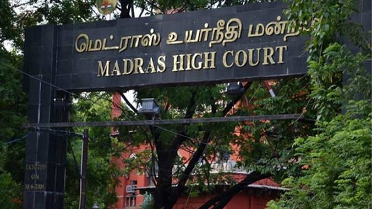 Madras HC gives permission for erection of flex boards to welcome President of China Xi Jinping
