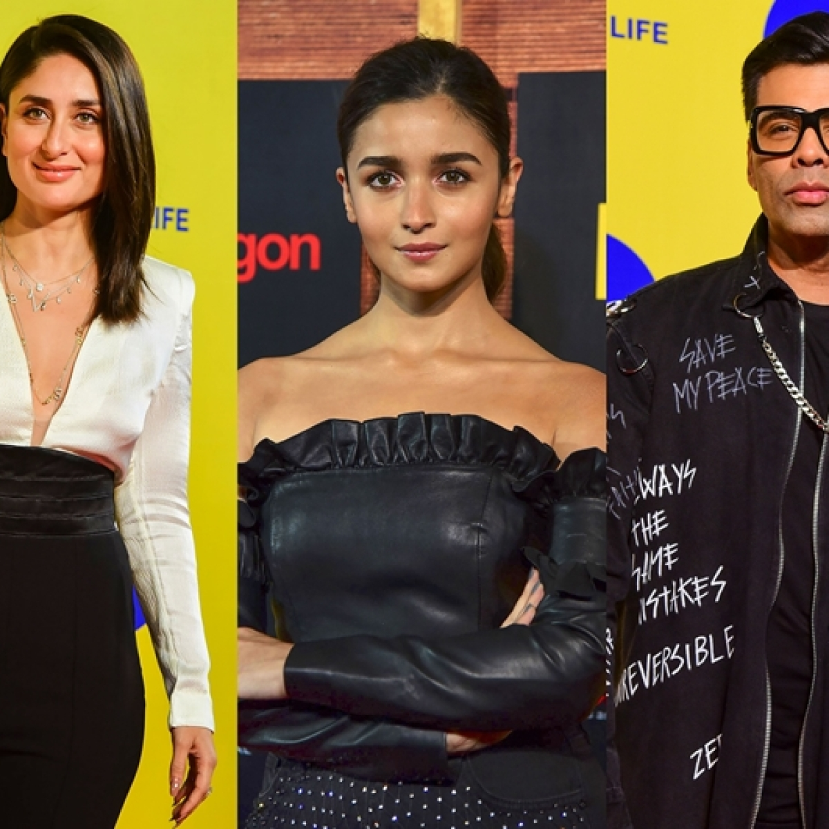 Video: Alia drops the F-bomb on stage, leaves Kareena shocked, KJo asks 'Is this how I raised you?'