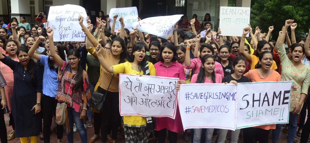 Bhopal: GMC dean resigns, JUDA ends strike