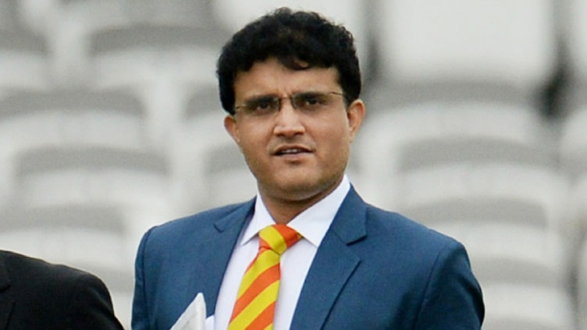 'Conflict is a major concern': Sourav Ganguly