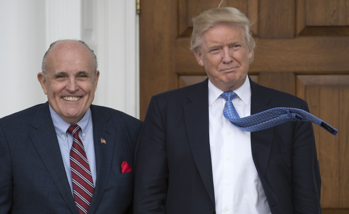 Coronavirus Update: Twitter deletes post by Trump's personal lawyer Rudy Giuliani for spreading misinformation