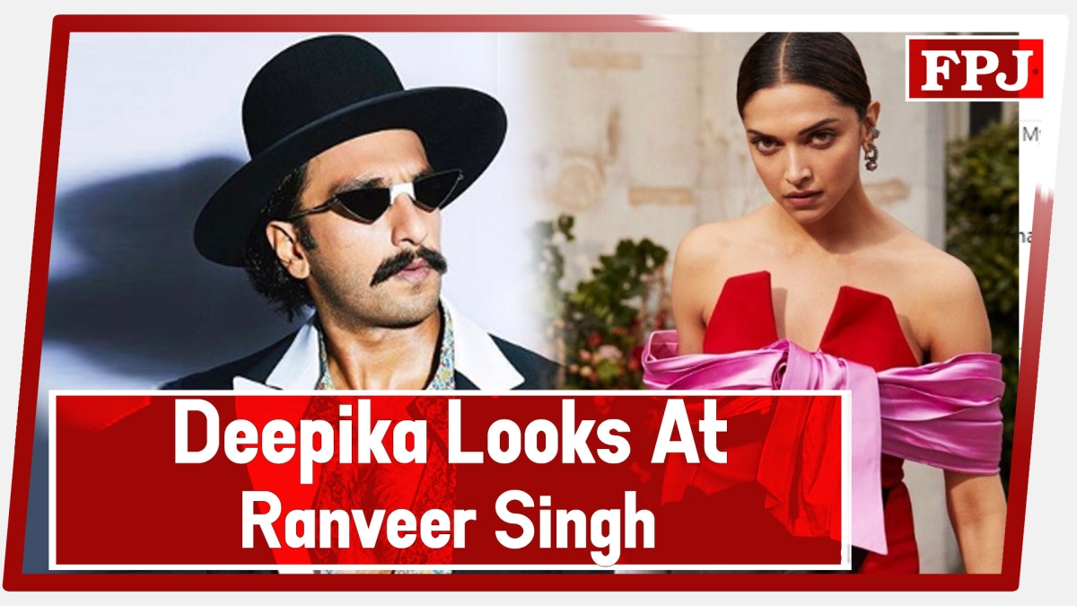 This Is The Look Deepika Gives Ranveer When He's Late