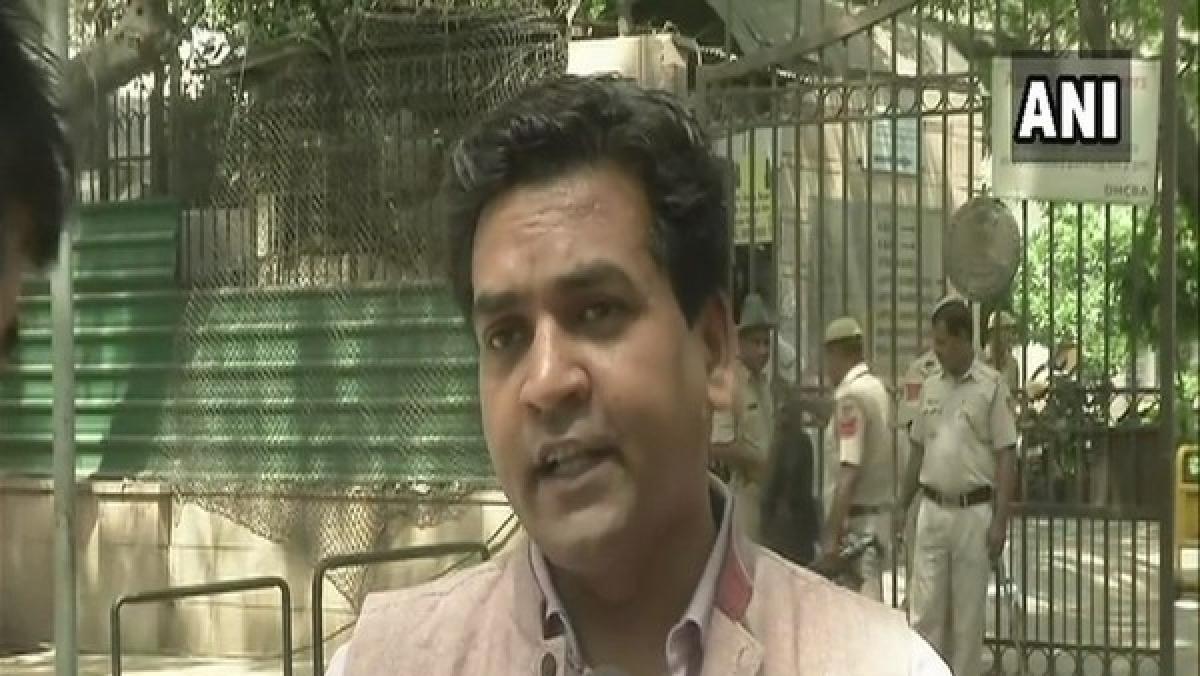 Kapil Mishra slams Arvind Kejriwal after Delhi Waqf Board provides Rs 5 lakh to missing JNU student's family