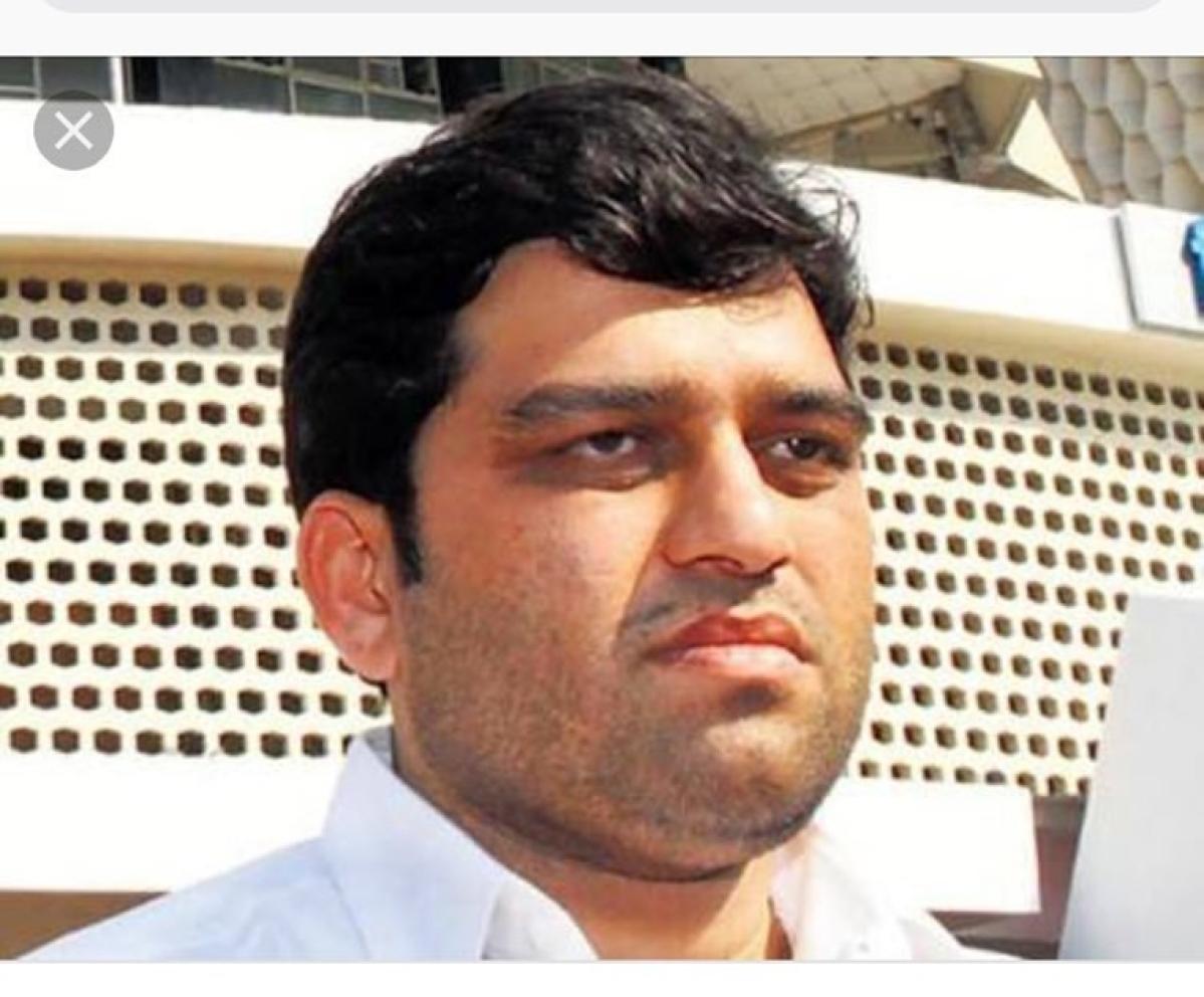 Former Shiv Sena MLA Harshwardhan Jadhav
