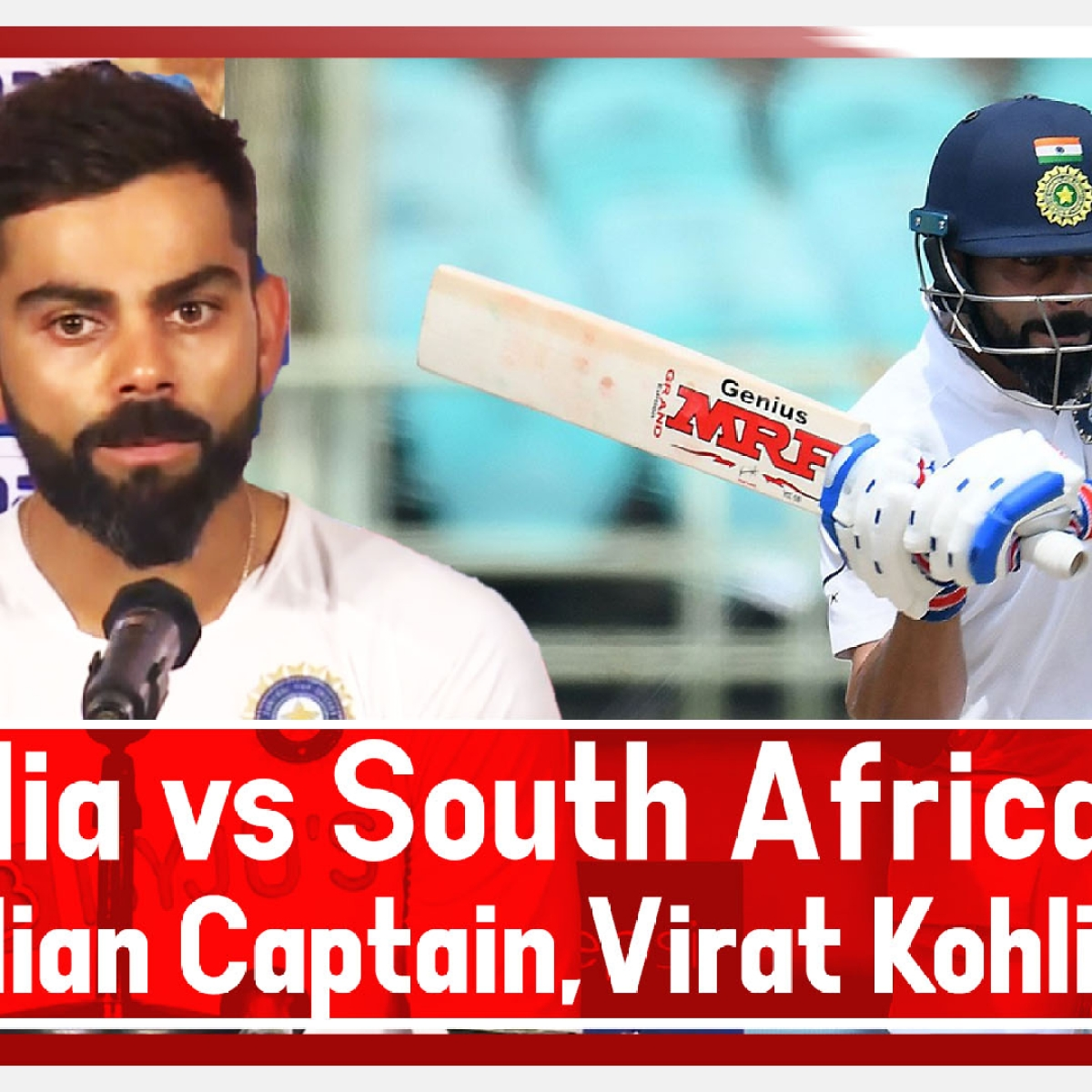 India vs South Africa: Have To Play Good Regardless How Pitch Behaves, Says Virat Kohli