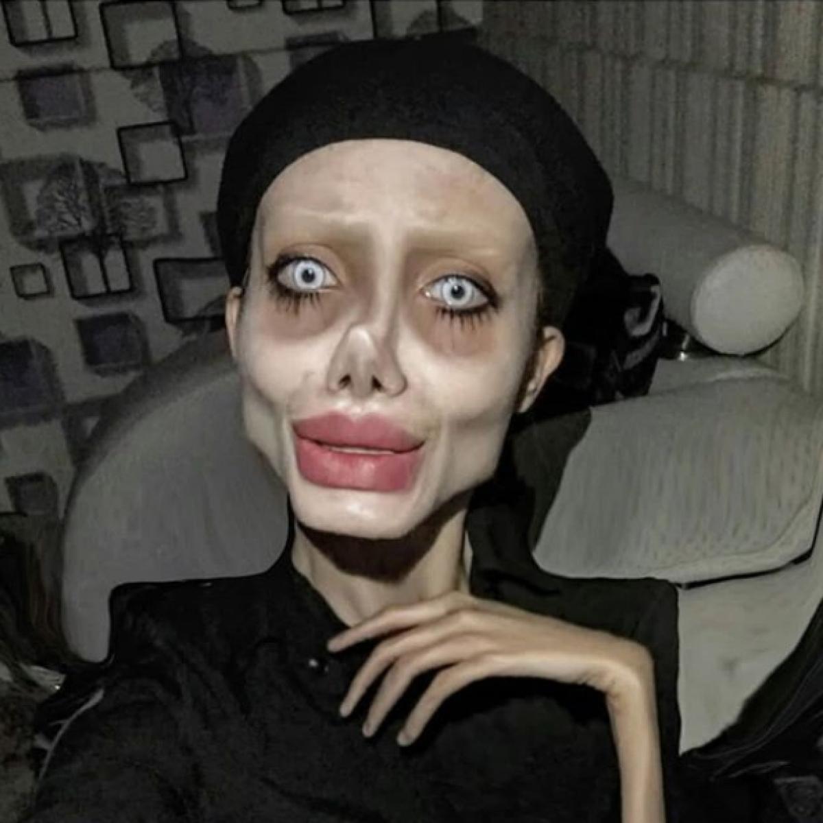 Iran arrests Instagram star for posting Angelina Jolie-lookalike photos