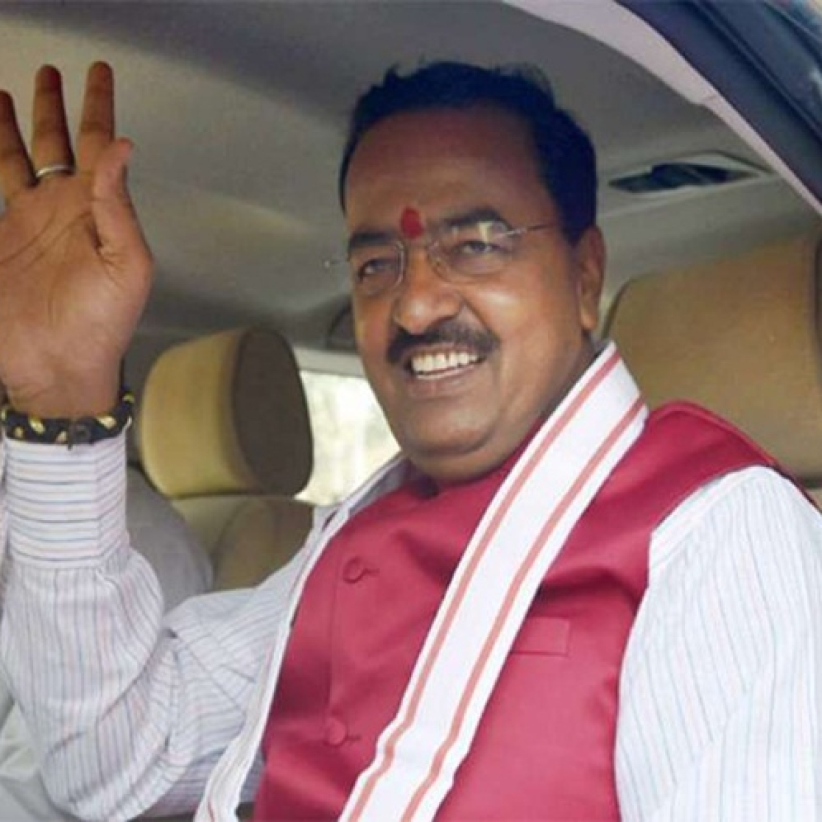 BJP govt worked more in 4 yrs in Uttar Pradesh than SP, BSP in 15 yrs: Keshav Prasad Maurya