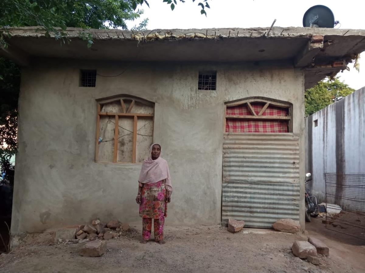Satwas: Villagers rue irregularities in PMAY