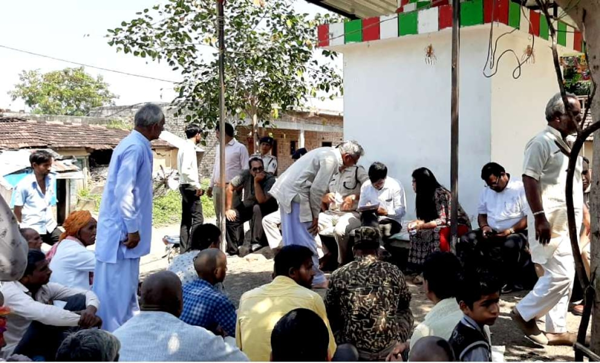 Sonkatch: Investigation team arrives in village, prepares panchnama