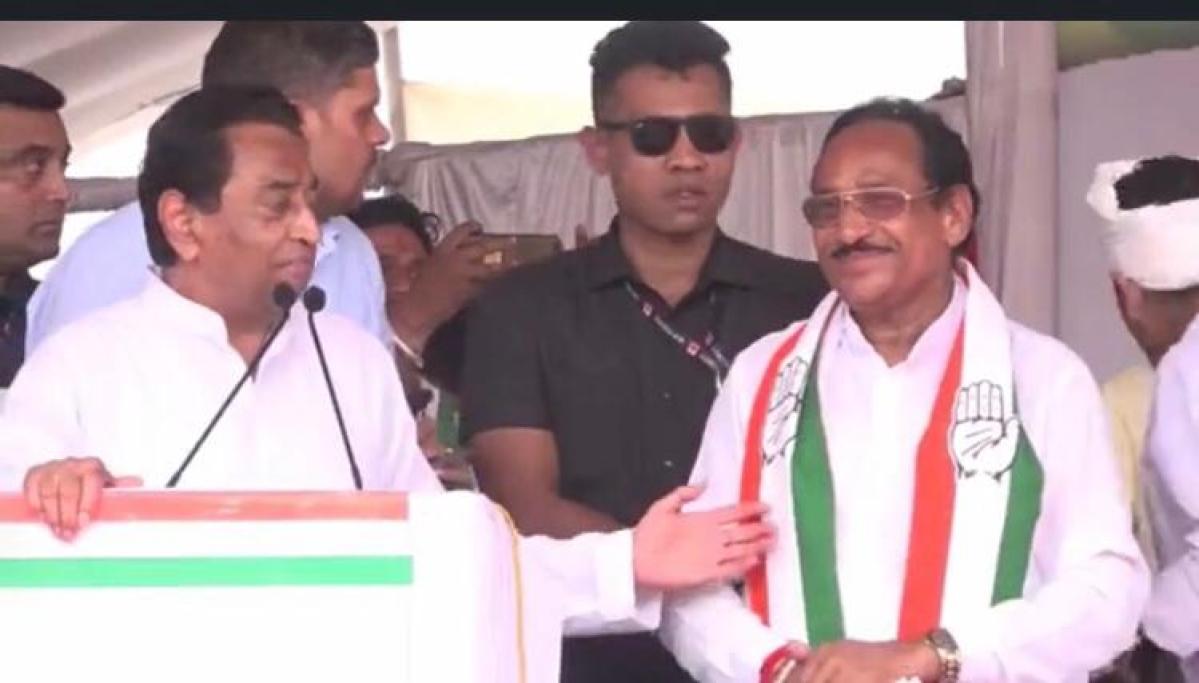 Jhabua Bypolls turns interesting; Kamal Nath, Shivraj did intensive campaigning on last day in Jhabua