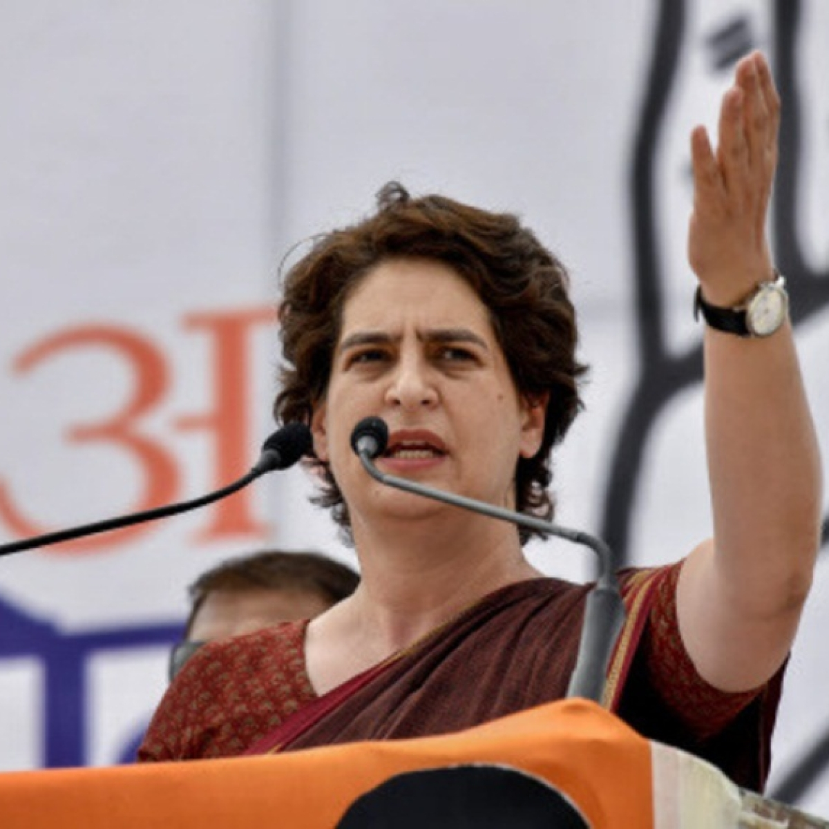 Priyanka Gandhi slams Yogi Adityanath Govt over rise in crime rate in Uttar Pradesh