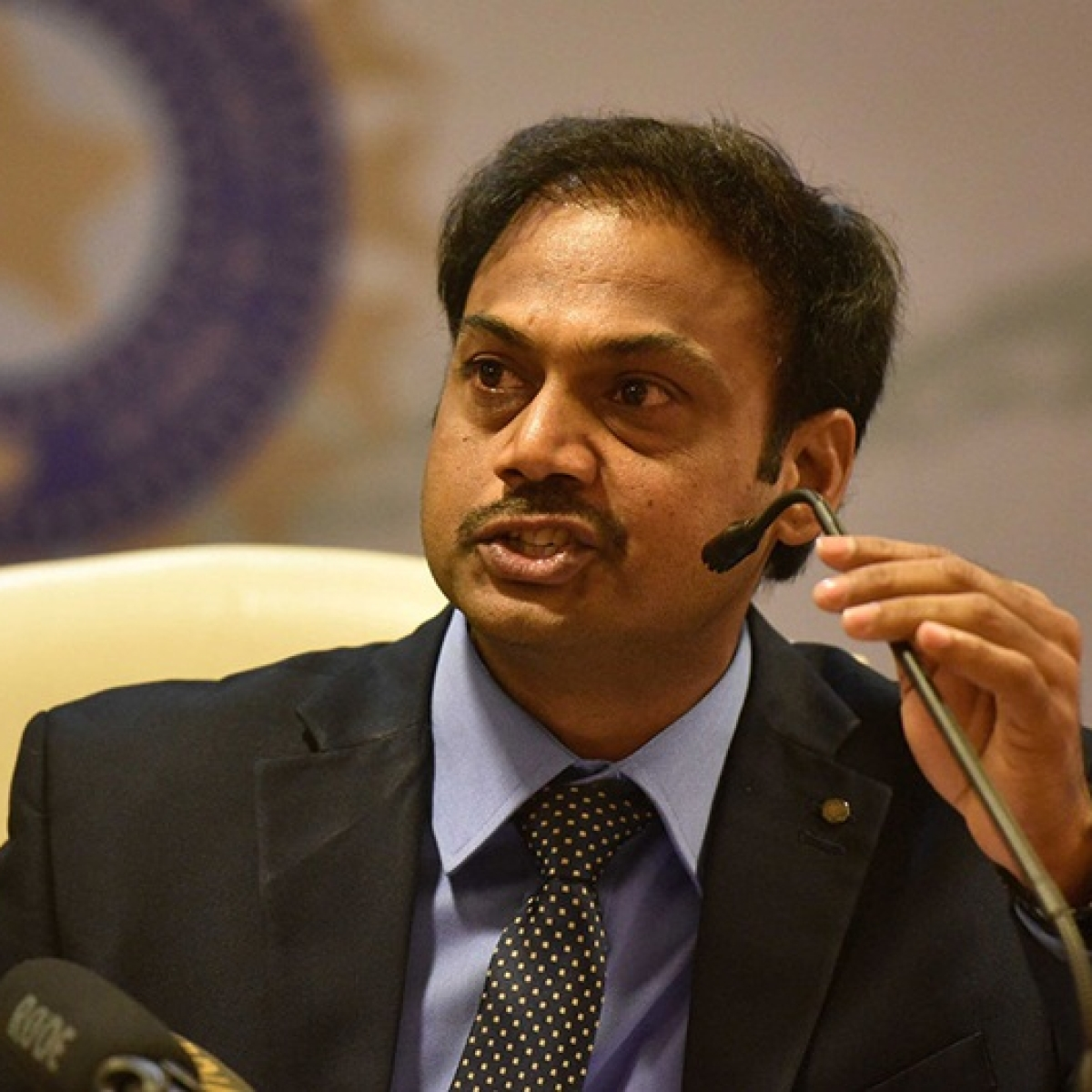 'We're moving and backing Rishabh Pant': MSK Prasad on MS Dhoni