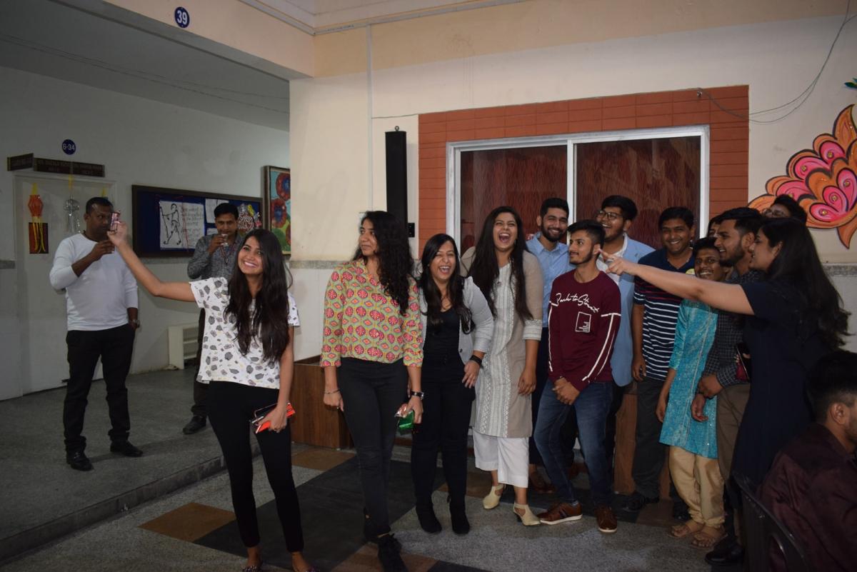 Bhopal: SPS hosts its 1st Alumni Meet