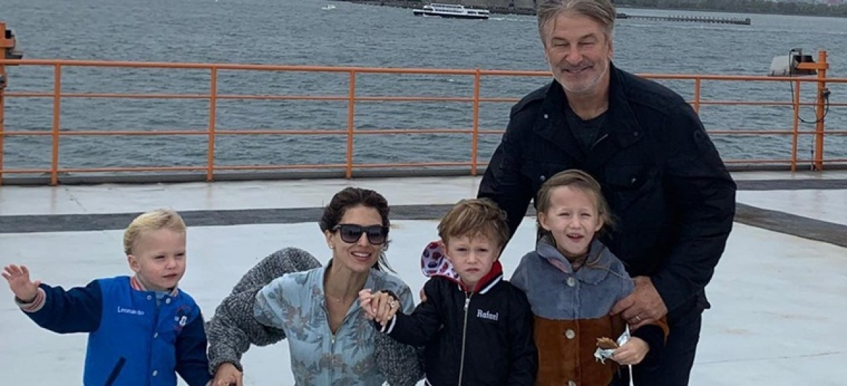 Watch: Alec Baldwin and wife Hilaria reveal the gender of fifth child