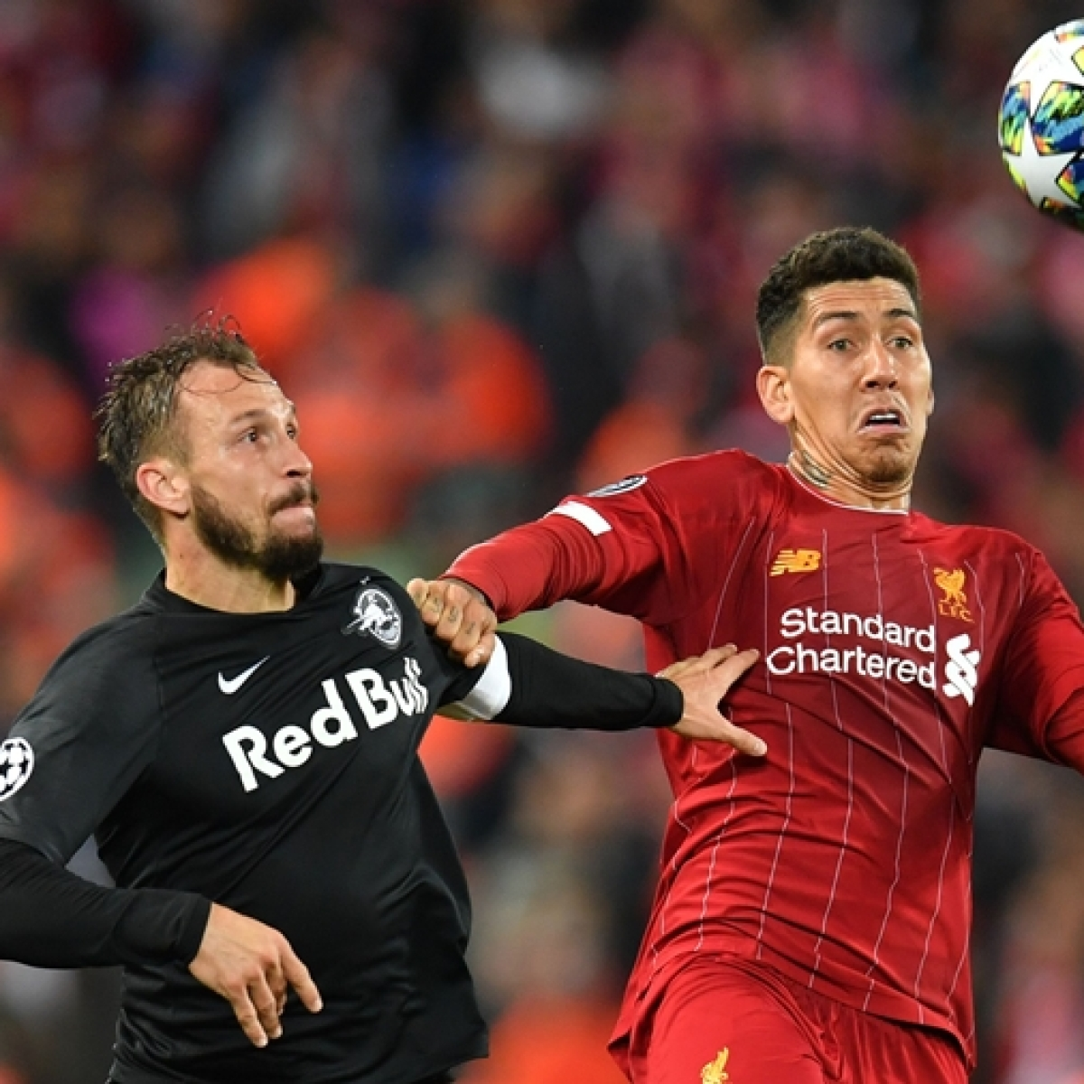 UEFA Champions League: Liverpool wins seven-goal thriller against Red Bull Salzburg