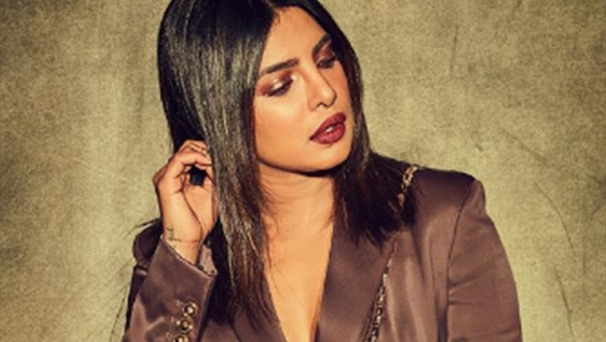 'I've always been keen on playing Bond': Priyanka Chopra pitches herself as first female Bond