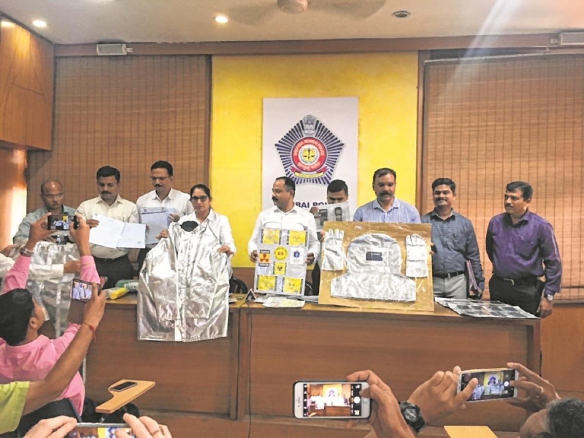 Mumbai: Gang of Sci-Fi conmen busted