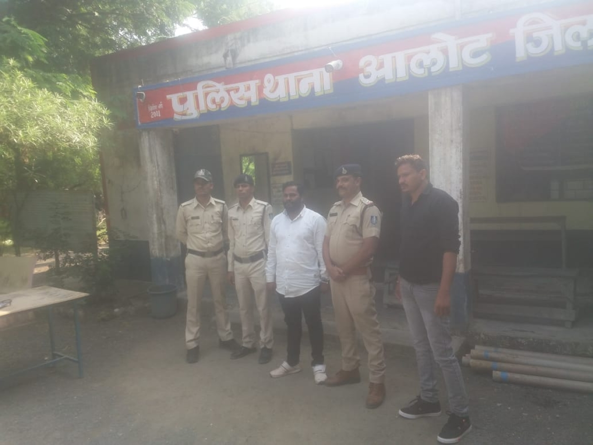 Alot: Dr Shailendra Mandal murder case; Karva Chauth lands murder accused in police net