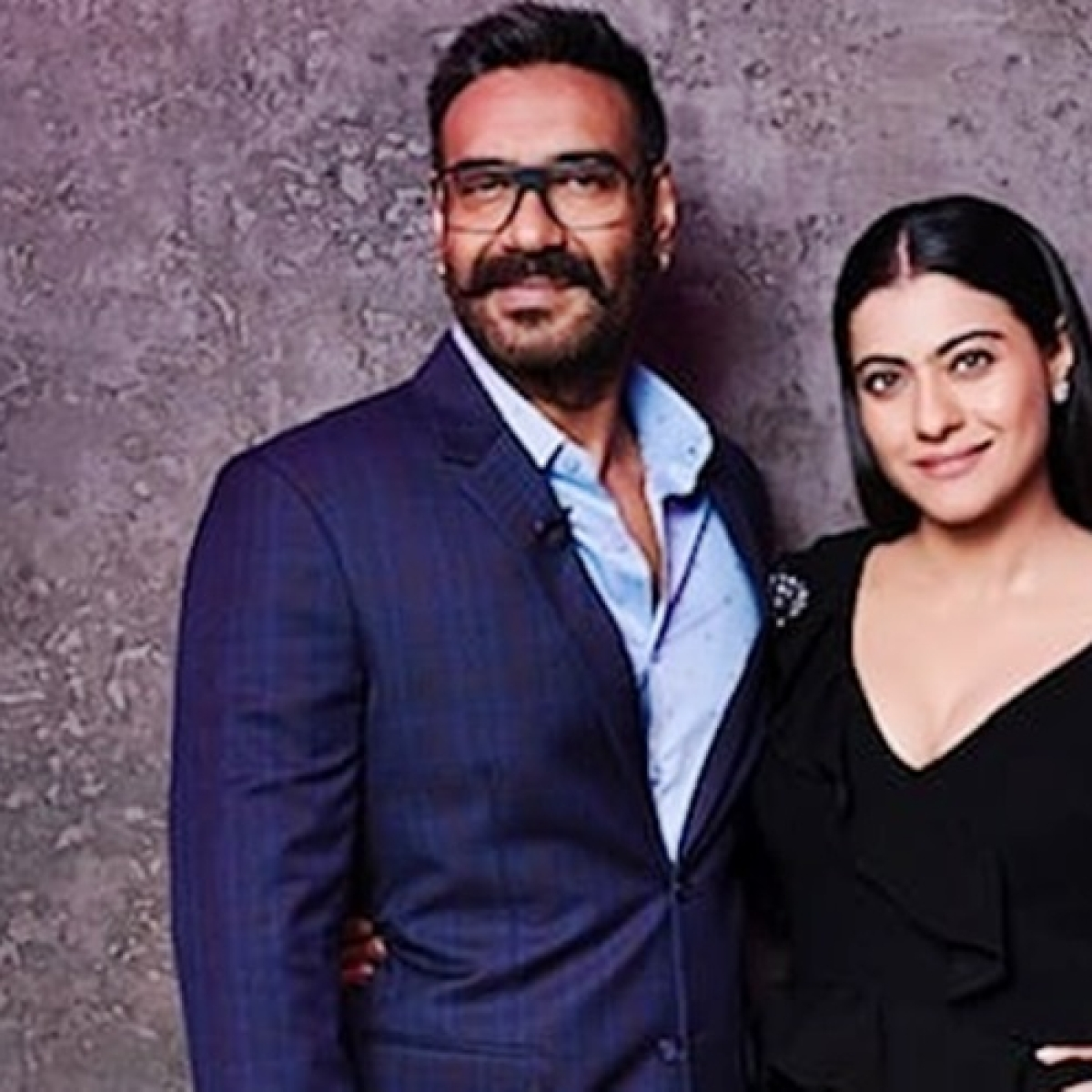 Kajol shares funny post for husband Ajay Devgn on his birthday - check out latter's sweet reply