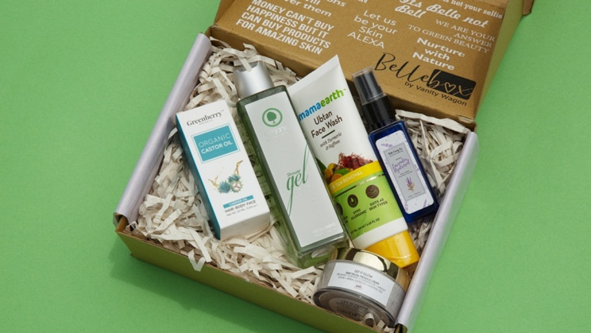 Vanity Wagon – India's first natural organic beauty place