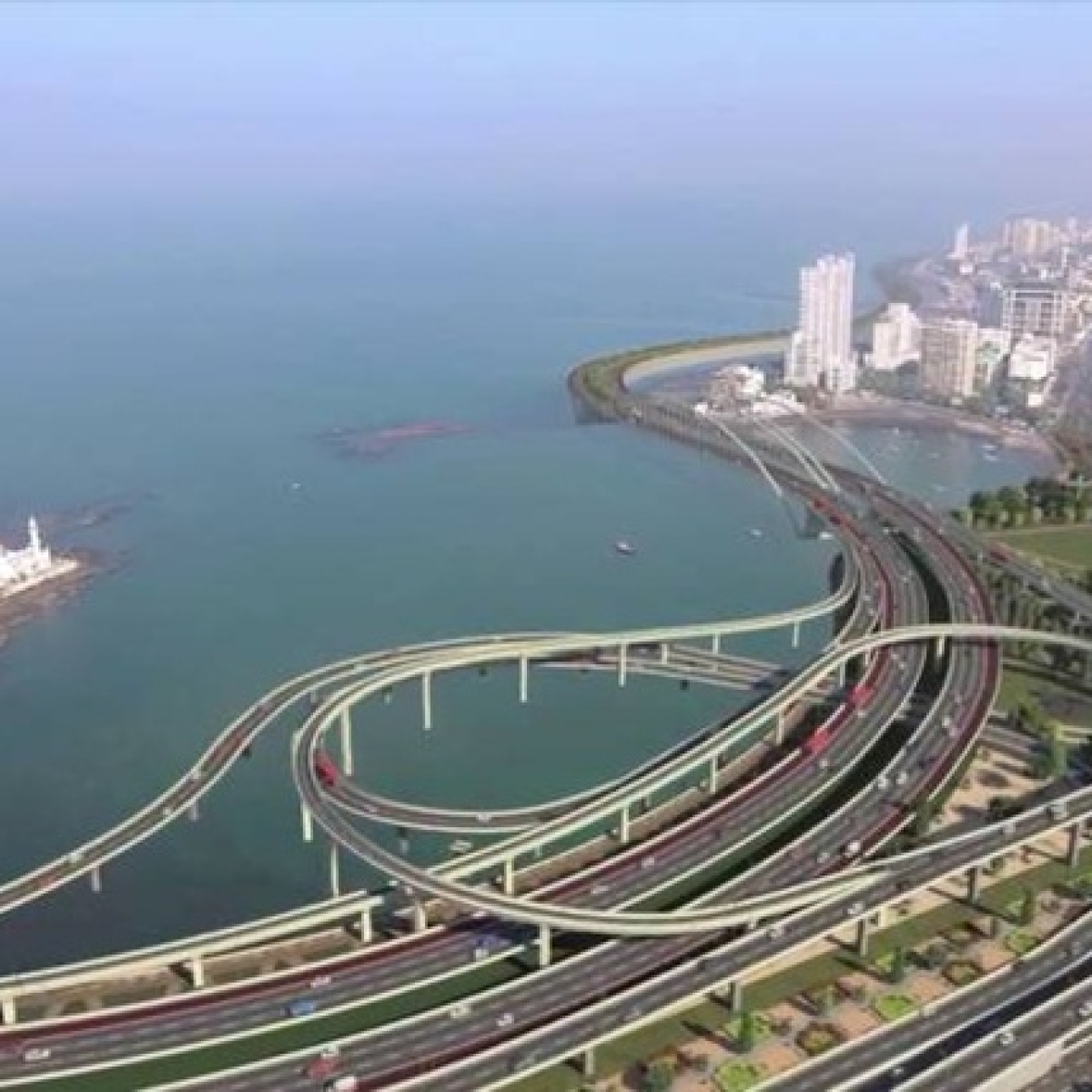 BMC's Coastal Road project goes for a toss after migrant labourers leave Mumbai to head back to their hometowns