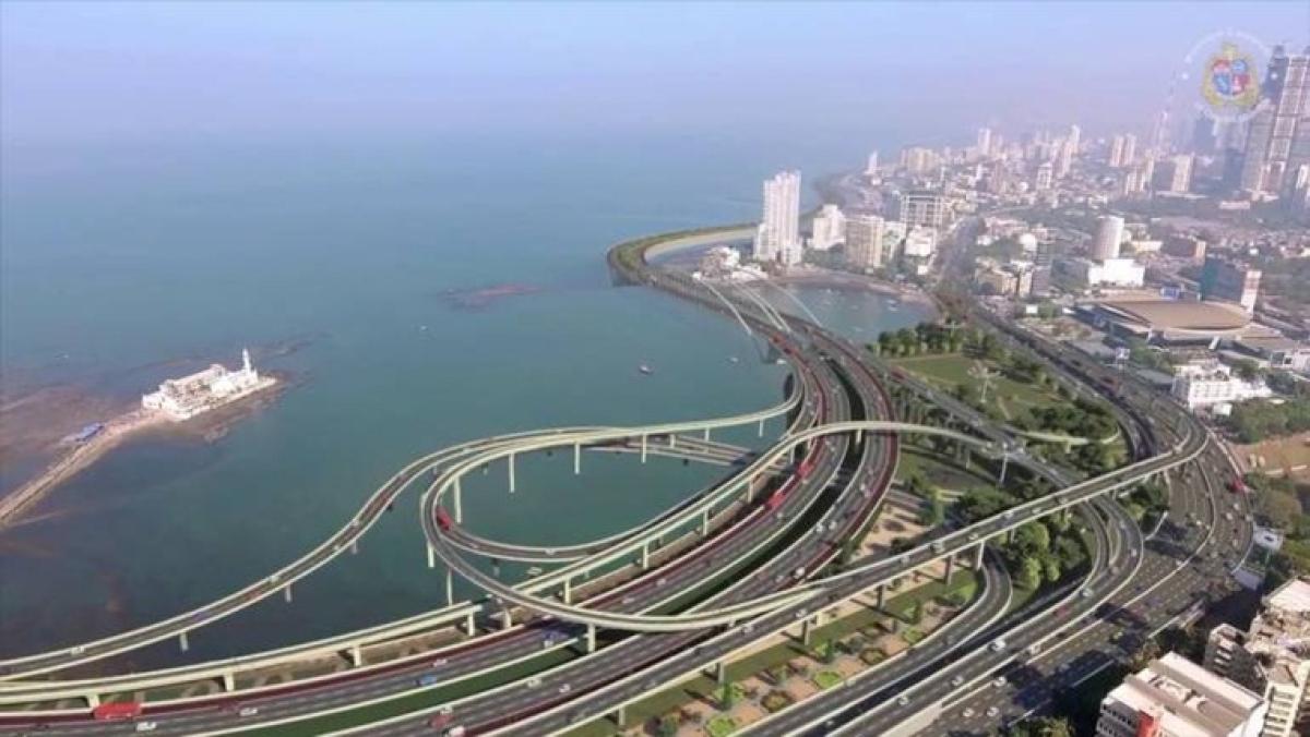 Mumbai Coastal Road Project: Fishermen accuse BMC of illegal reclamation