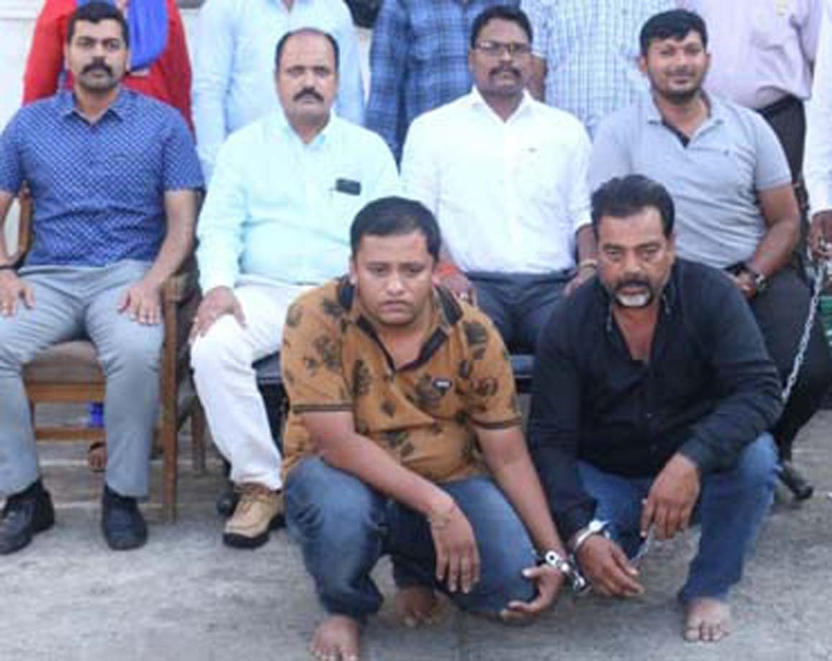 Bhopal: STF arrests 2 racketeers for taking money to appoint nurses in AIMS