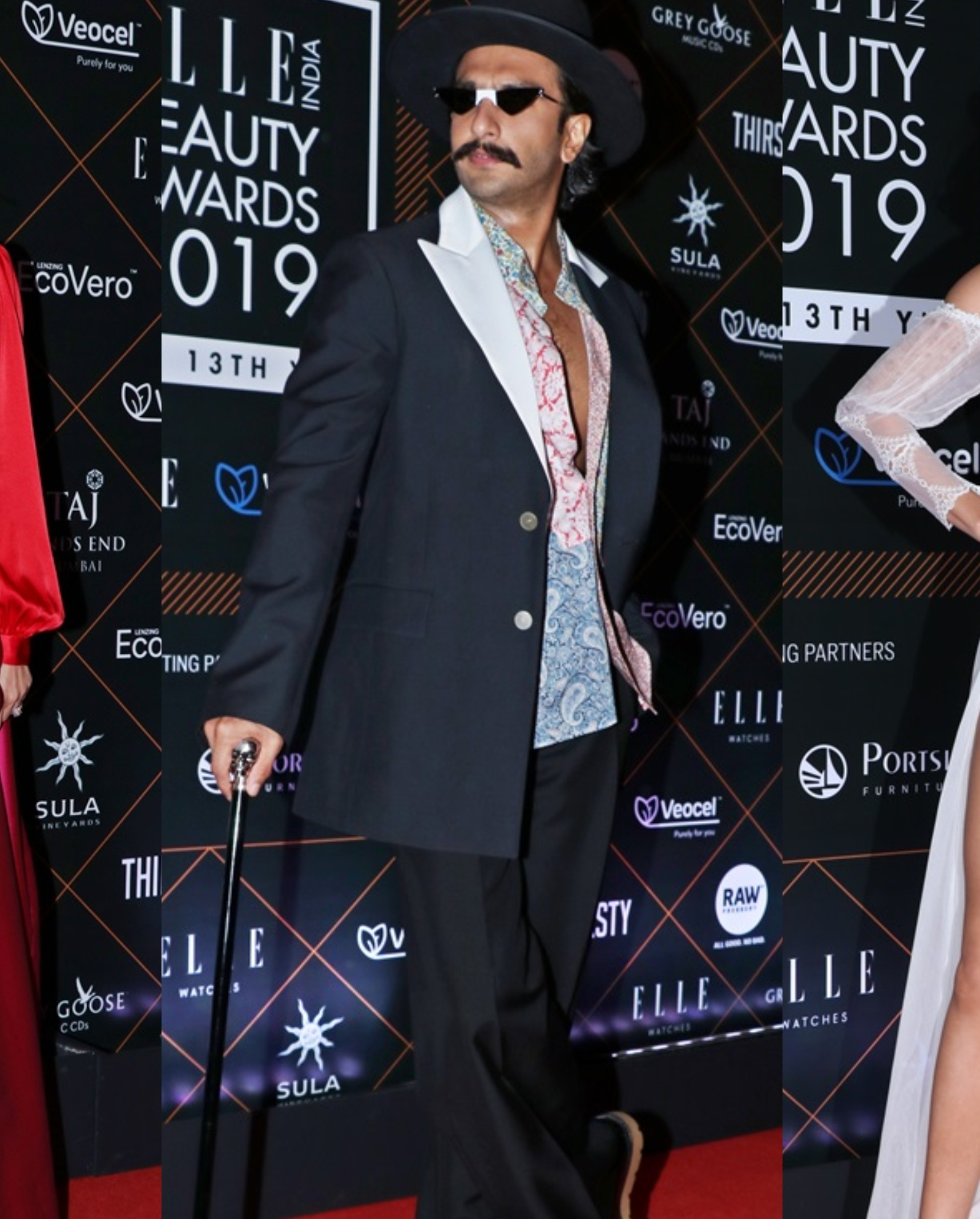 Elle Beauty Awards 2019: Kareena, Ranveer, Anushka sashay on red carpet