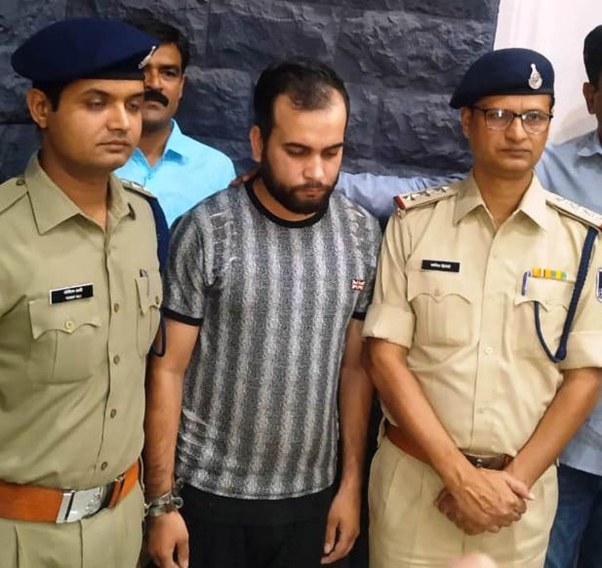 Indore: Killer neighbour arrested