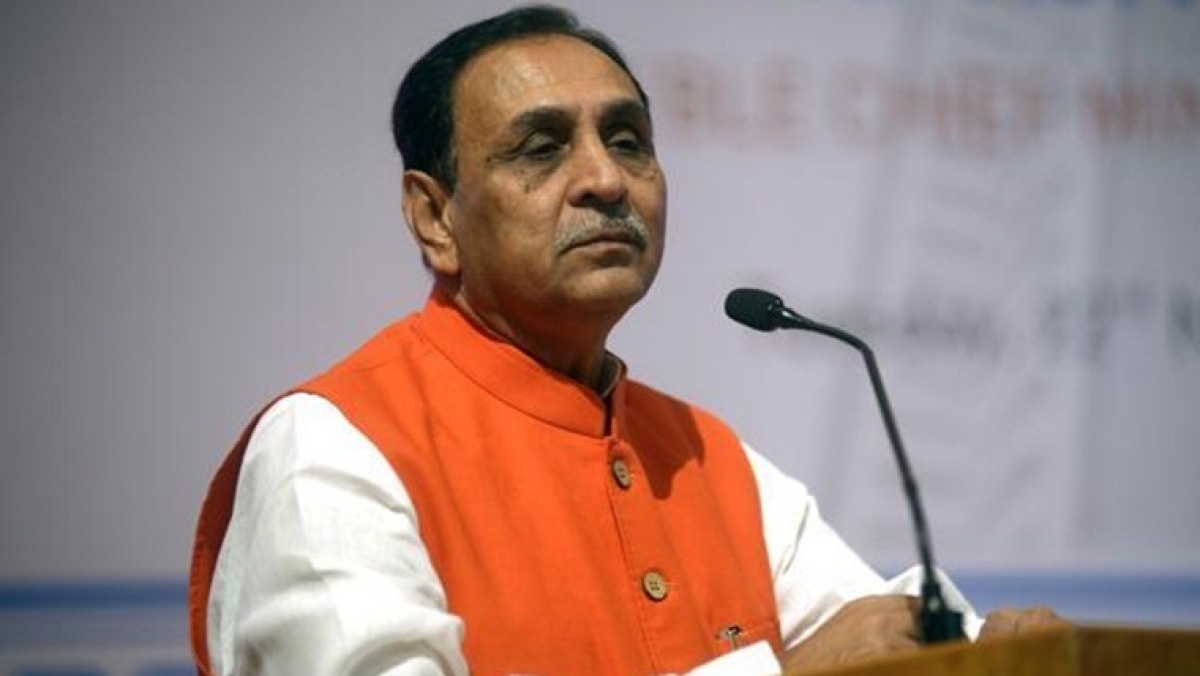 Gujarati news portal editor charged with 'sedition' for suggesting CM Vijay Rupani might be removed