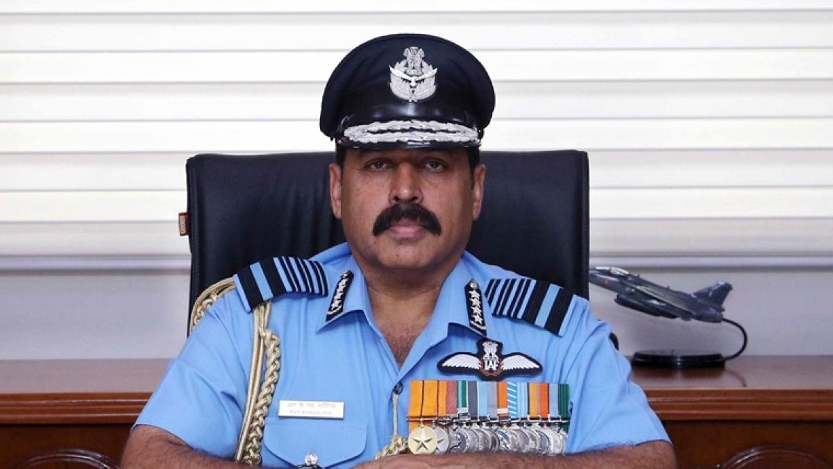 IAF monitoring situation along Indo-Pak border; ready for Balakot-type strike: new IAF Chief Bhadauria