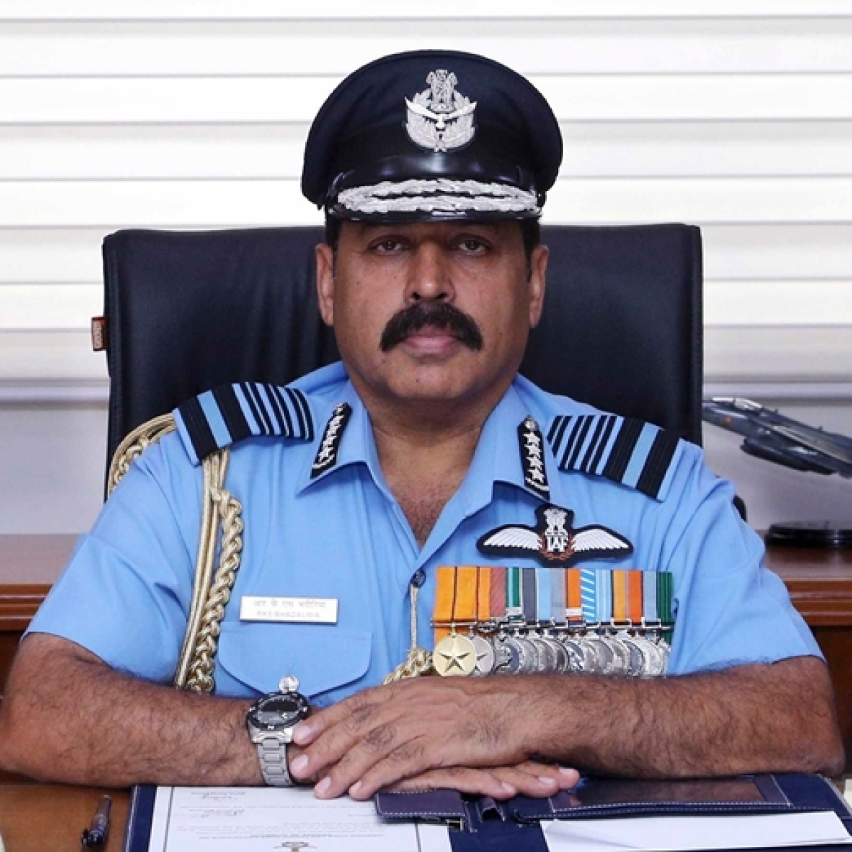IAF monitoring situation along Indo-Pak border; ready for Balakot-type strike: new IAF Chief Bhadauria