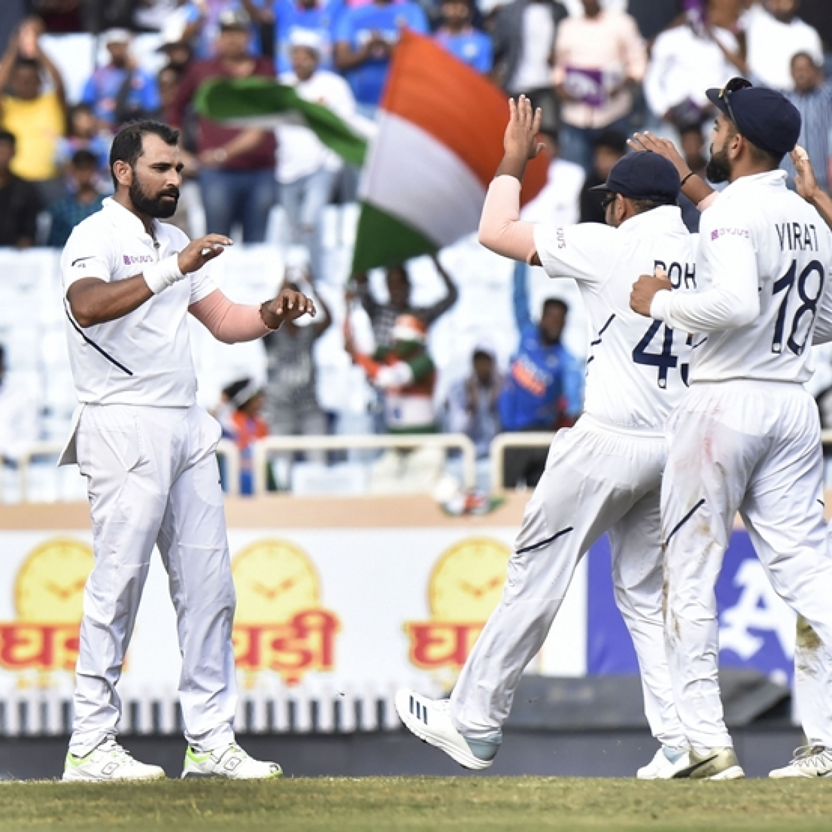 With SA tattering at 132/8, India look set to complete 3-0 whitewash