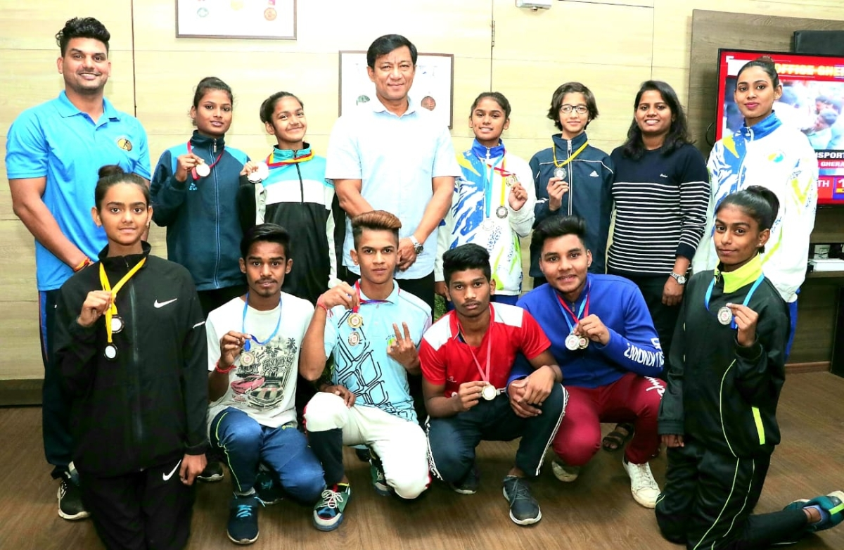 Bhopal: Gymnastic Championship: State capital players bag 31 medals