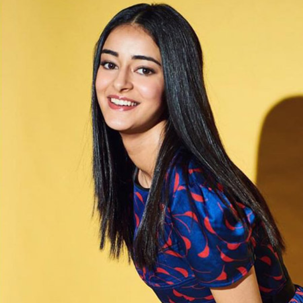 Ananya Panday shares throwback pic with grandfather, says she was his 'favourite'