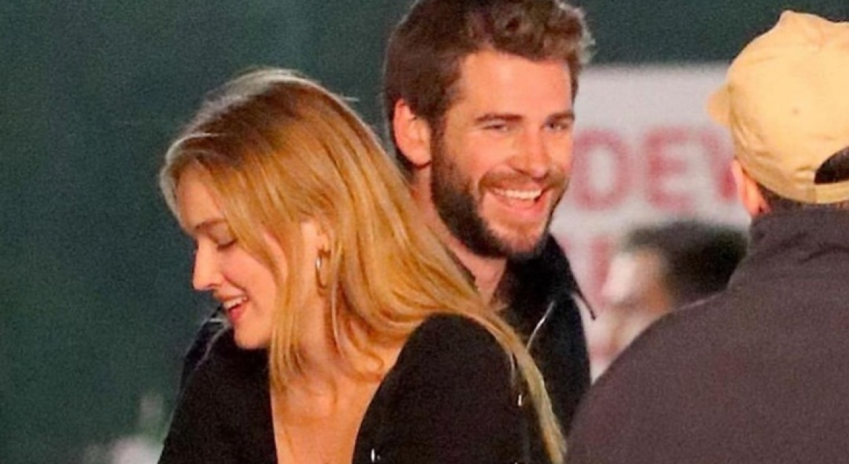 Miley who? Liam Hemsworth spotted with Maddison Brown