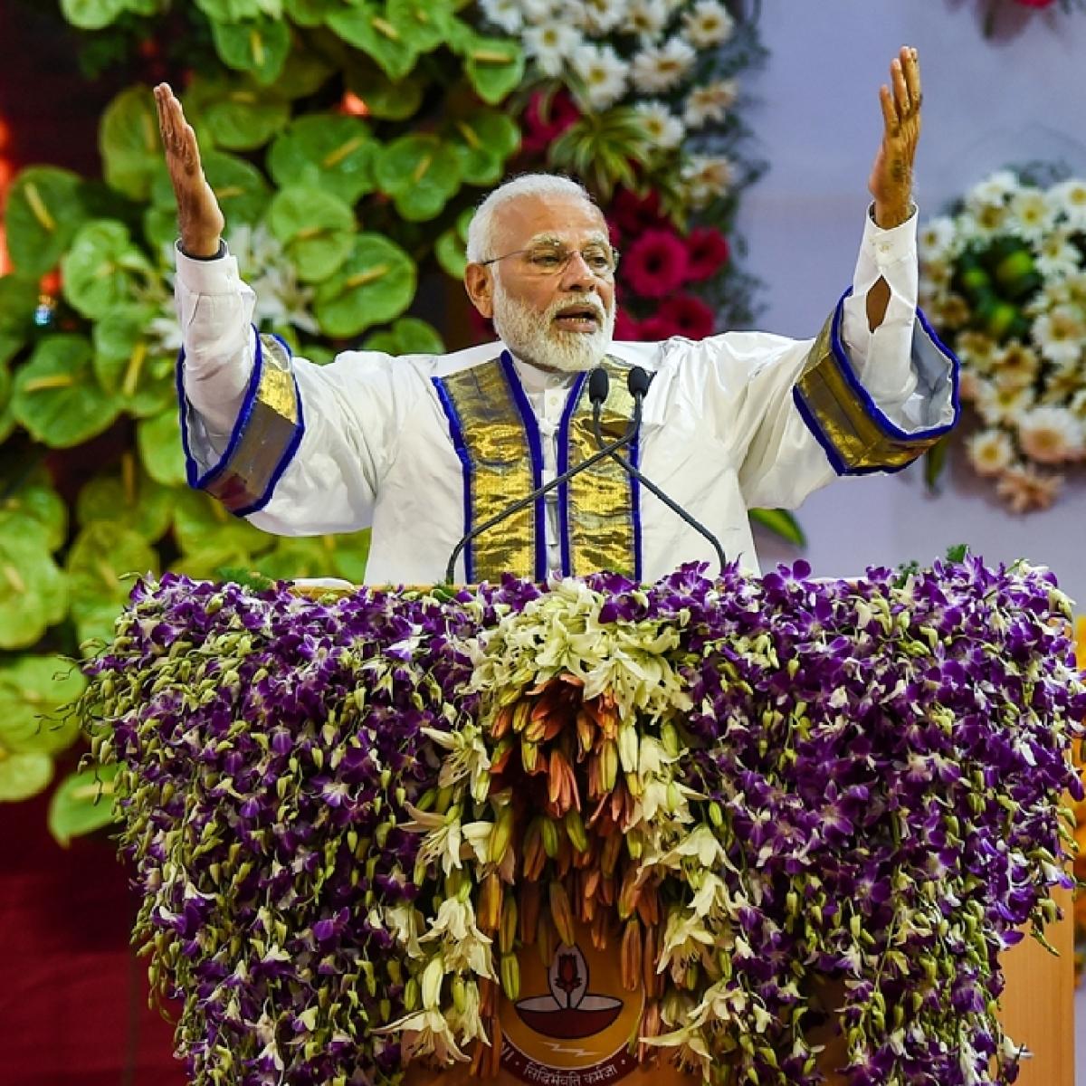 DD officer suspended for not beaming PM Modi's speech