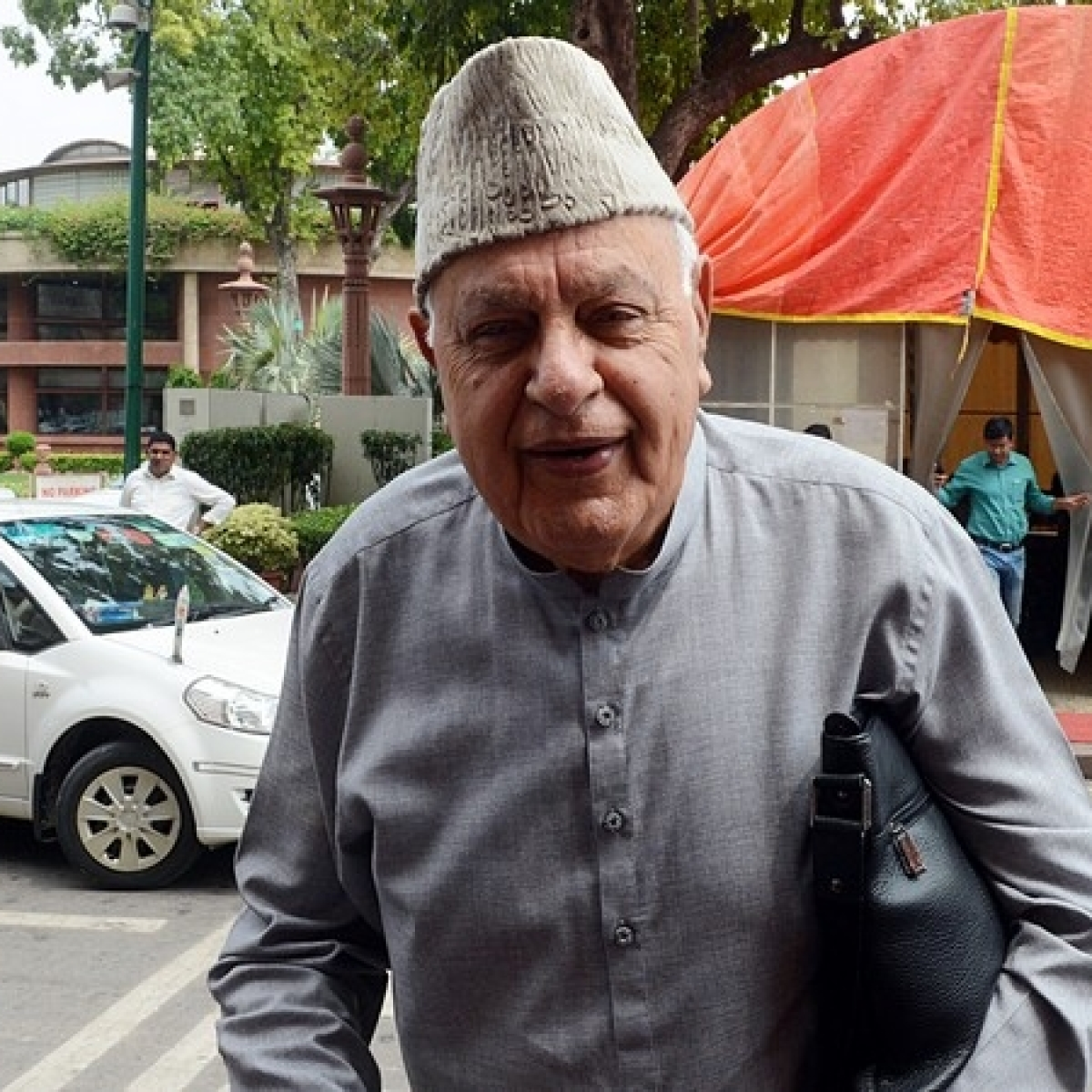 Farooq Abdullah detained at his house in Srinagar, daughter Safiya in judicial custody: Police