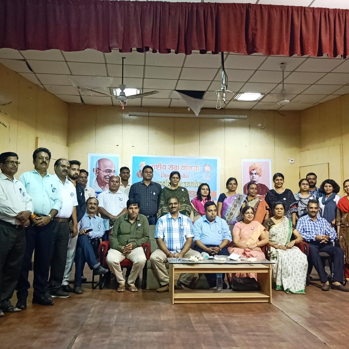 Ujjain: NSS holds district level orientation programme