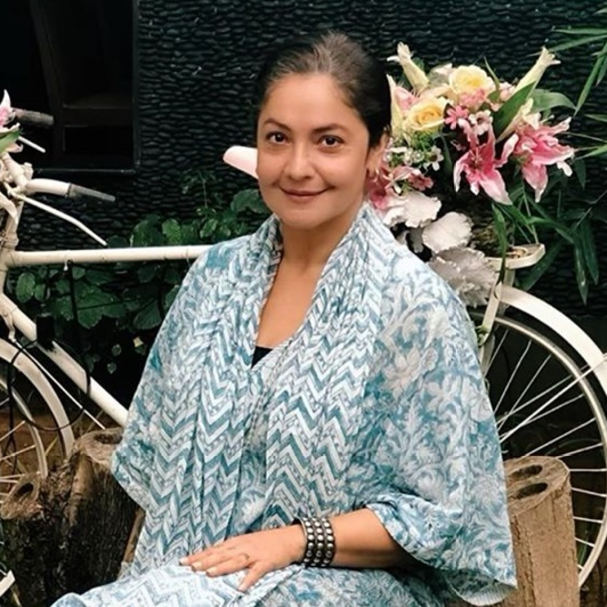 Is Pooja Bhatt using a Mahatma Gandhi quote to target the Modi government?