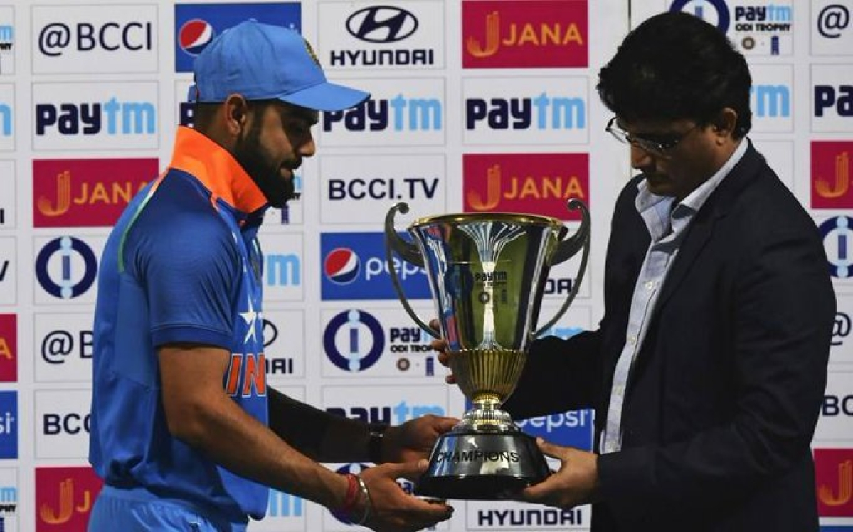 Virat Kohli can decide whether he wants to play T20I or not: BCCI President-elect Sourav Ganguly