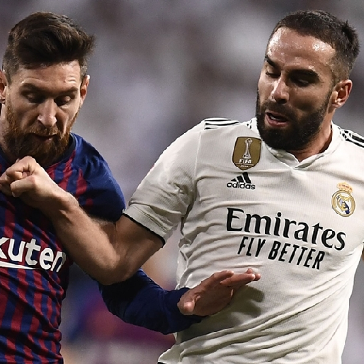 El Clasico' match between Barcelona and Real Madrid postponed due to security concerns in Barcelona