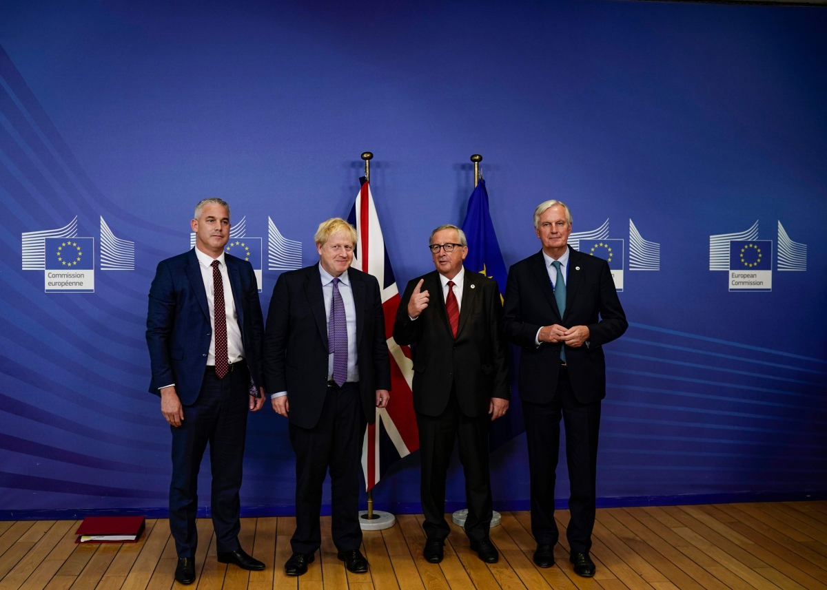 UK and EU make one more push for elusive Brexit trade deal