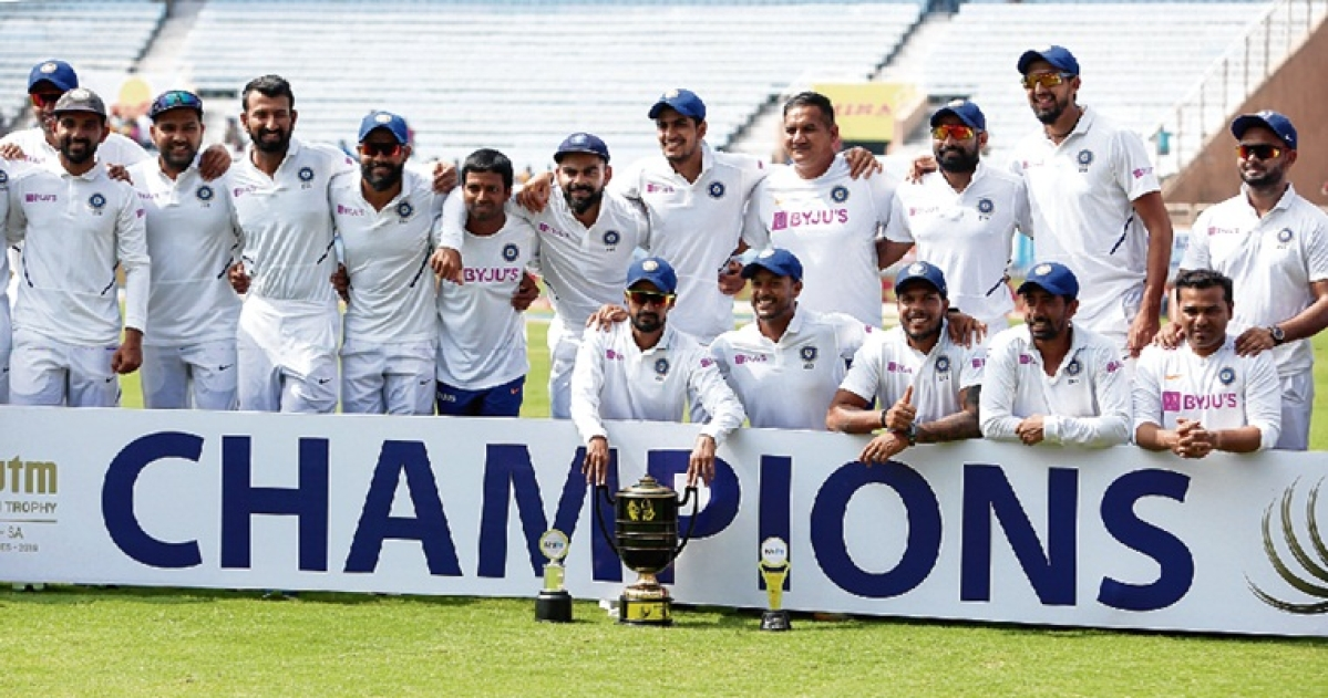 India vs South Africa: For Elewinth time