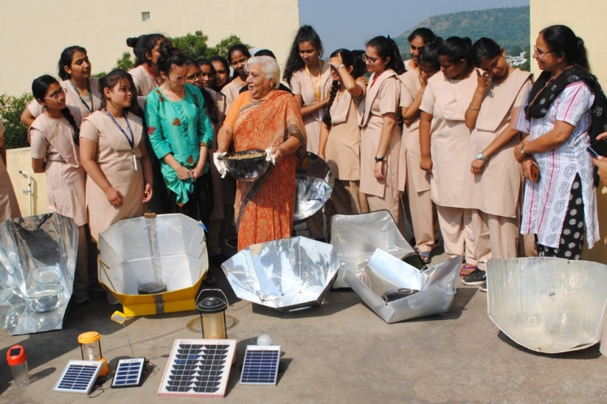 Indore: 'Portable solar power banks can cut energy cost'