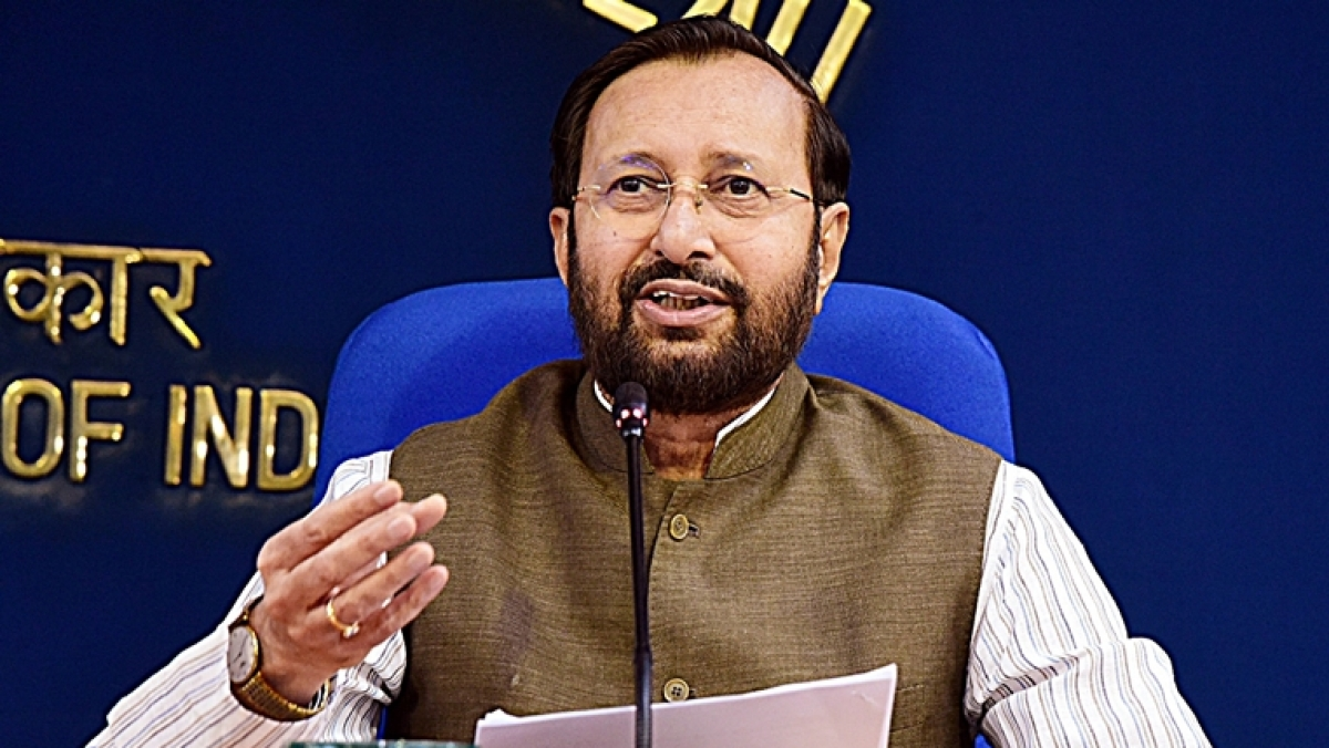 Information and Broadcasting Minister Prakash Javadekar
