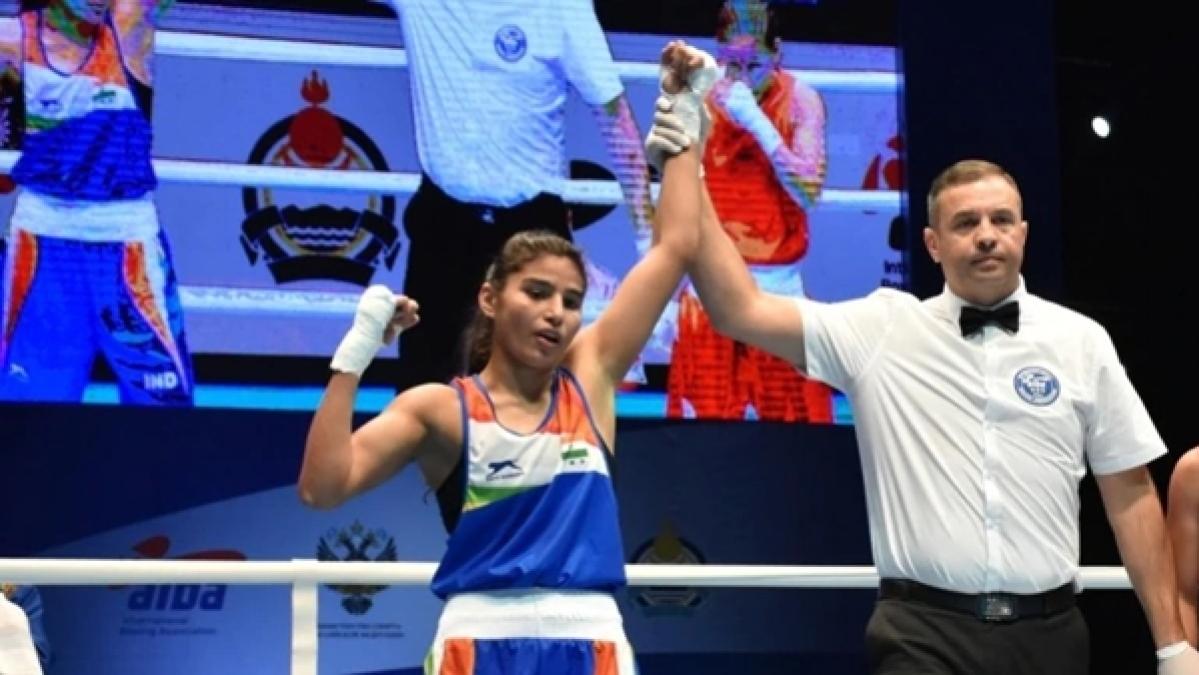 Will change medal's colour next time: Manju Rani